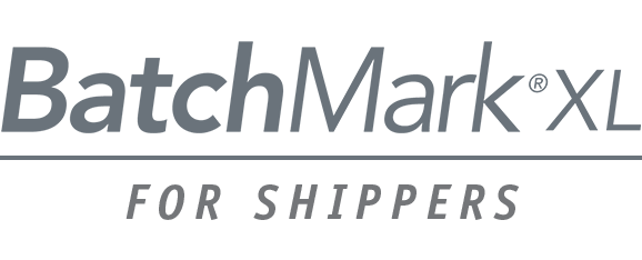 BatchMark® XL for Shippers