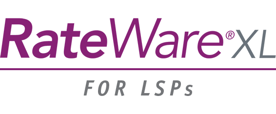 RateWare® XL for LSPs